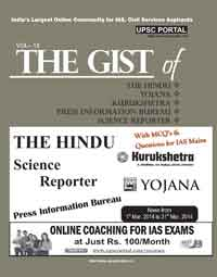 Gist Of The Hindu Pdf